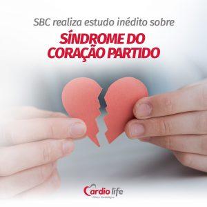 SBC realiza estudo inédito sobre a Síndrome do Coração Partido