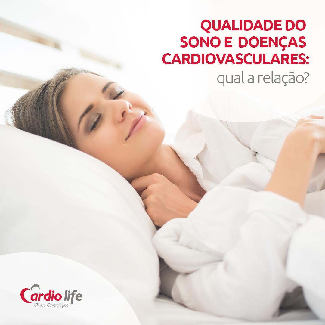 Qualidade do sono e doenças cardiovasculares: qual a relação?